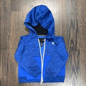 Boys zip up hoodie - toddler size 2T